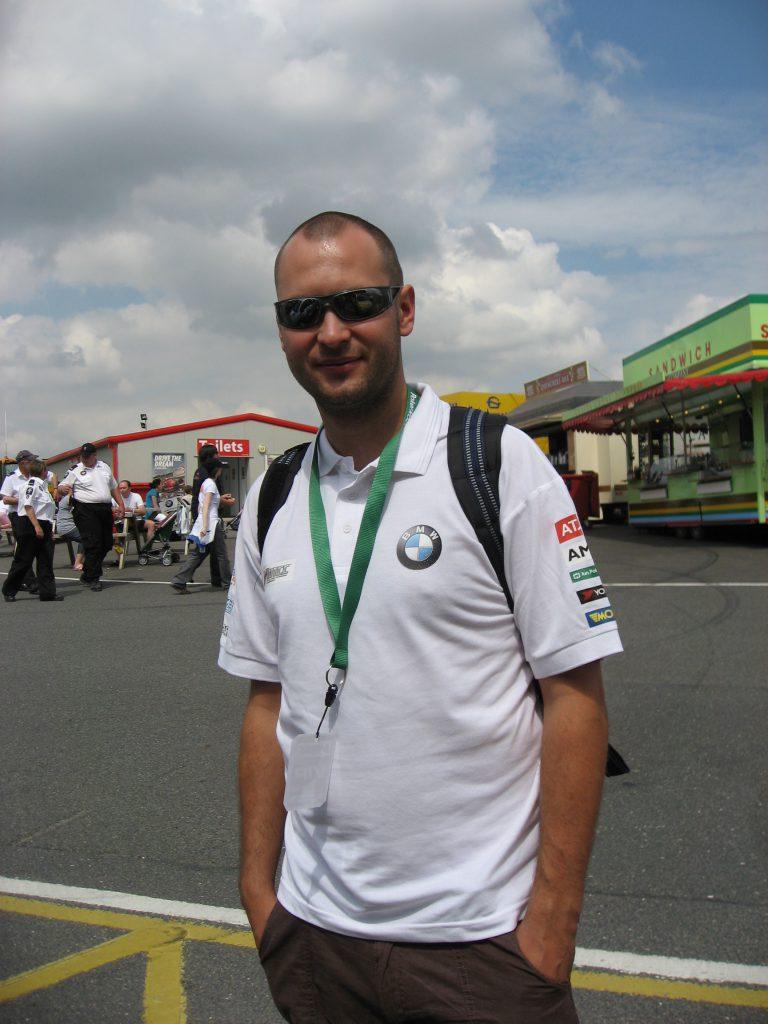Markus Könönen Brandshatch 2008