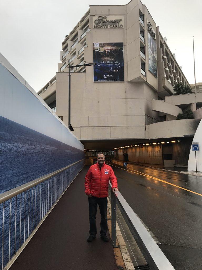 Markus Könönen Monaco 2019