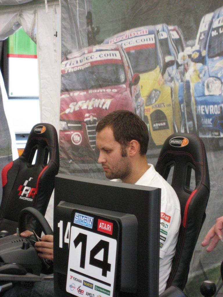 Markus Könönen Monza 2008