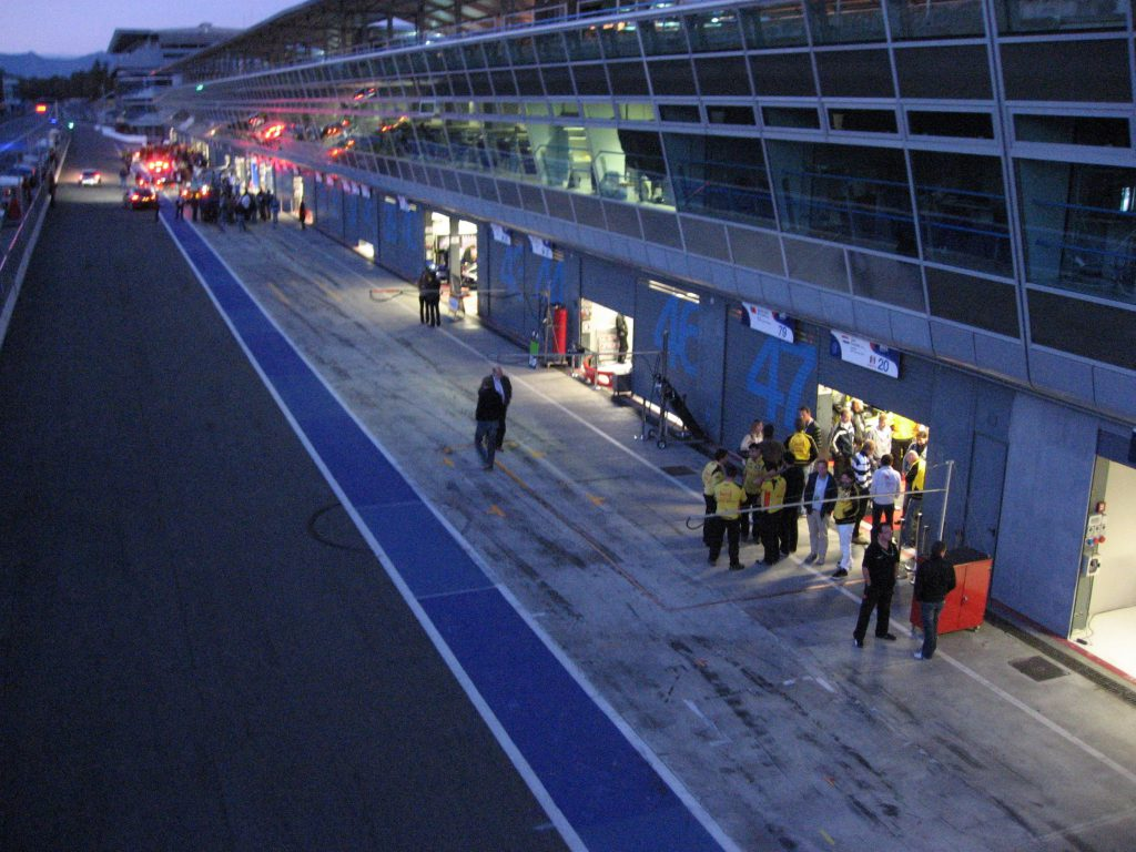 Monza circuit 2008